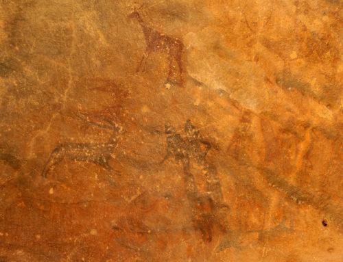 El Cogul Cave paintings