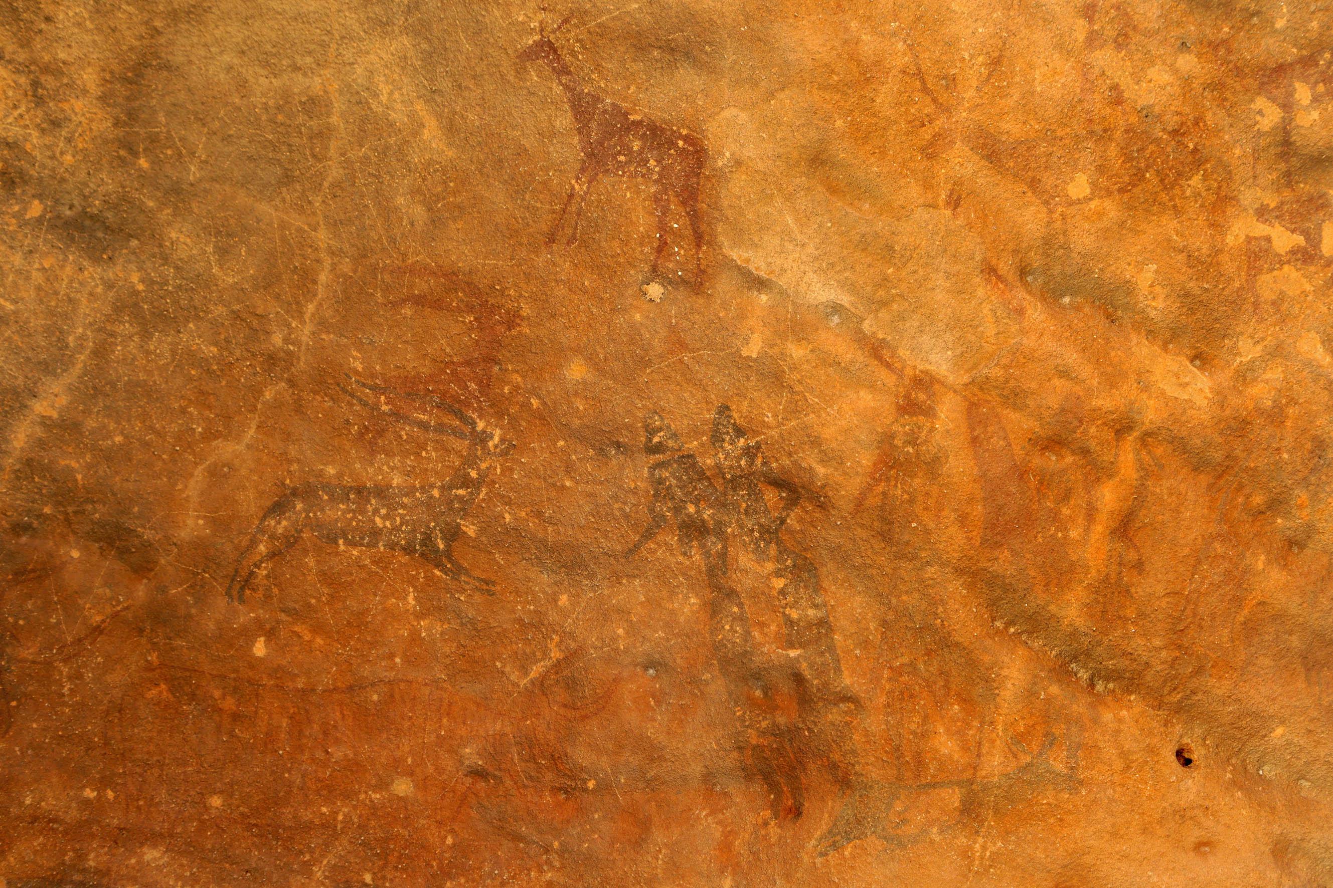 Pintures rupestres del Cogul