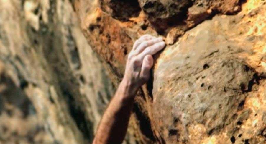 Albagès Rock climbing
